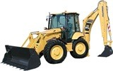 Thumbnail Komatsu Backhoe Loader WB97S-2 sn: 97SF11205 and up Operating and Maintenance Instructions