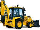 Thumbnail Komatsu Backhoe Loader  WB97R-5 sn: F50003 and up Workshop Service Manual
