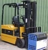 Thumbnail CAT Electric Forklift Truck EP16N, EP18N, EP20CN Workshop Service Manual