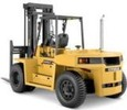 Thumbnail CAT Diesel Forklift Truck DP80 (T32B-10001-49999), DP90 (T32B-60001-99999) Workshop Service Manual