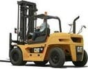 Thumbnail CAT Diesel Forklift Truck DP80N, DP90N Workshop Service Manual