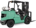 Thumbnail Mitsubishi Gasoline/LPG Forklift Truck FG40N, FG45N, FG50CN, FG50N, FG55N Workshop Service Manual