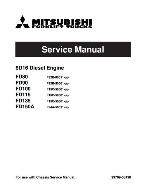 mitsubishi 6d16 diesel engine service repair manual download manu rh tradebit com engine service manual for cat 416c engine service manual dt/9 maxxforce