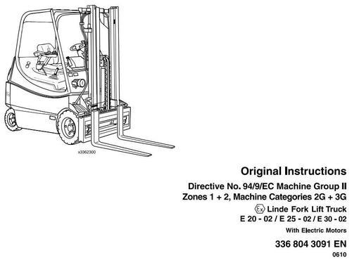 linde manual  u2013 best repair manual download
