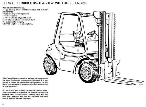 linde forklift repair manual linde ic engined forklift truck series h rh verrillos com Operators Manual Instruction Manual Example