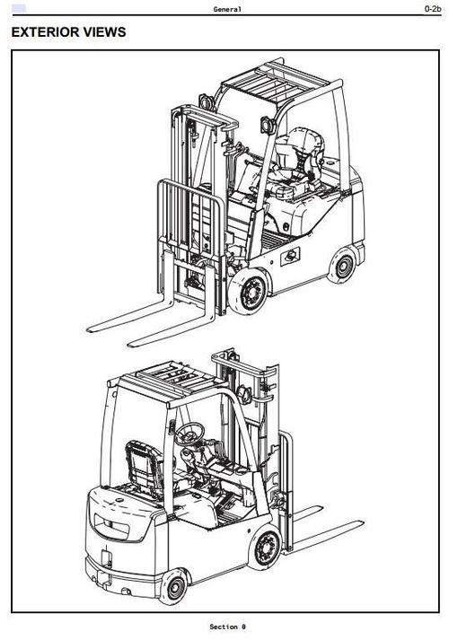 toyota diesel forklift 8fdu15  8fdu18  8fdu20  8fdu25  8fdu30  8fdu