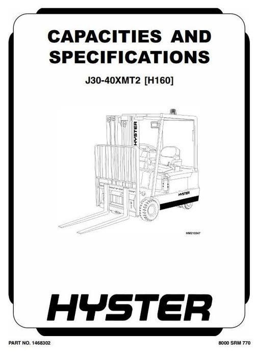 279354978_Hyster H160 SM hyster manual best repair manual download  at crackthecode.co