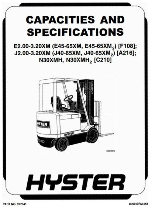 279366014_Hyster A216 hyster manual best service manual download  at crackthecode.co