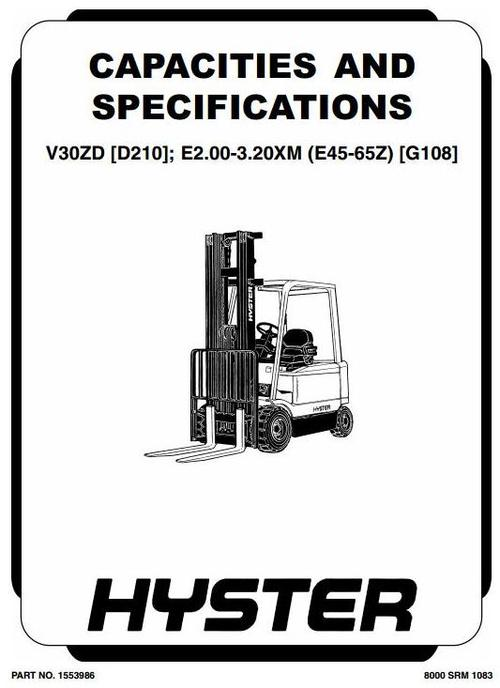 279396146_Hyster G108 SM hyster manual best repair manual download  at crackthecode.co