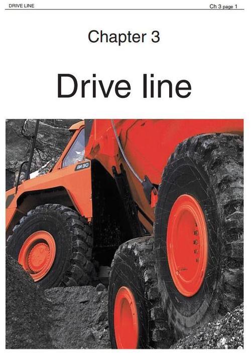 Free Doosan Articulated Dump Truck DA40 Workshop Service Manual Download thumbnail