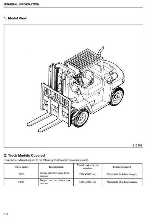 Mitsubishi space star workshop manual ebook manual array mitsubishi diesel forklift truck fd60 f20c 20001 up fd70 f20c 7 rh tradebit com fandeluxe Images