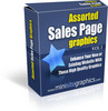 Thumbnail Sales Page Graphics Vol. 1 PLR