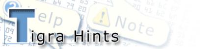 Thumbnail Tigra Hints - Javascript Hints