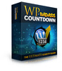 Thumbnail WP BadAss Countdown Plugin
