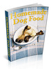 Thumbnail Homemade Dog Food