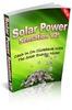 Thumbnail Solar Power Sensation Version 2