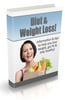 Thumbnail Diet & Weight Loss Newsletter