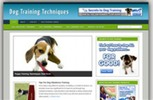 Thumbnail Dog Training Blog