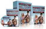 Thumbnail Midsection Meltdown - eBook and Audio, MRR/Giveaway Rights