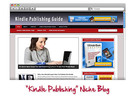 Thumbnail Kindle Publishing WordPress Niche Blog