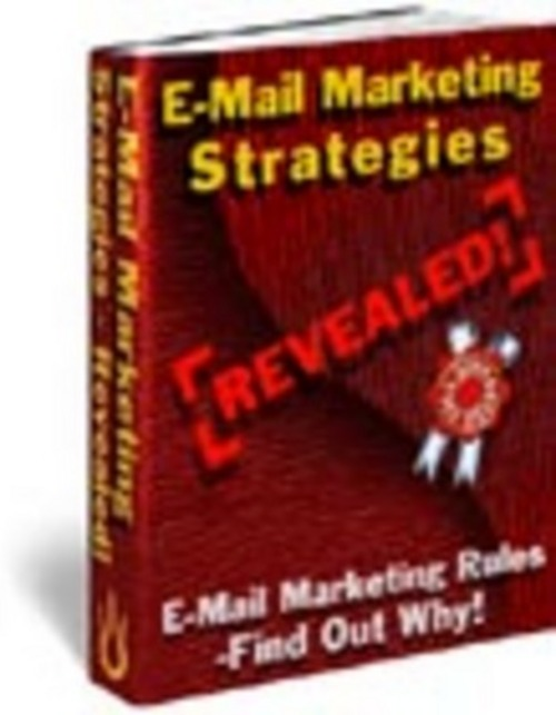 Pay for E-mail Strategies Exposed With MRR