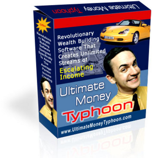 Pay for Ultimate Money Typhoon Software