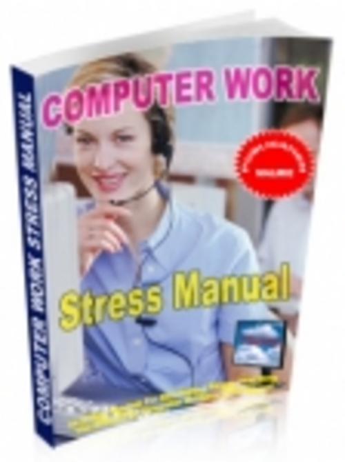 Pay for Computer Work Stress