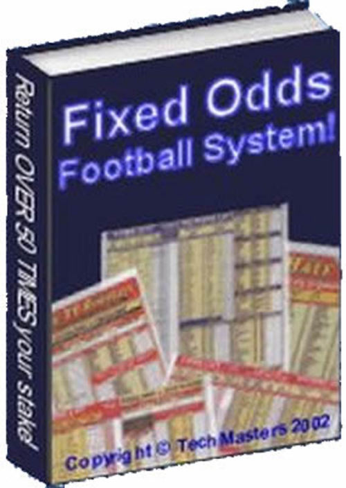 Fixed odds football coupons