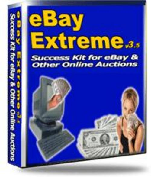 Pay for eBay Extreme Package