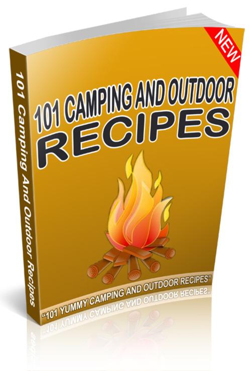 Pay for 101 Camping Recipes + Bonus