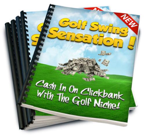 Pay for Golf Swing Sensation V2 MRR/ Giveaway Rights