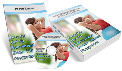 Pay for Get Fit Home Fitness Program MRR
