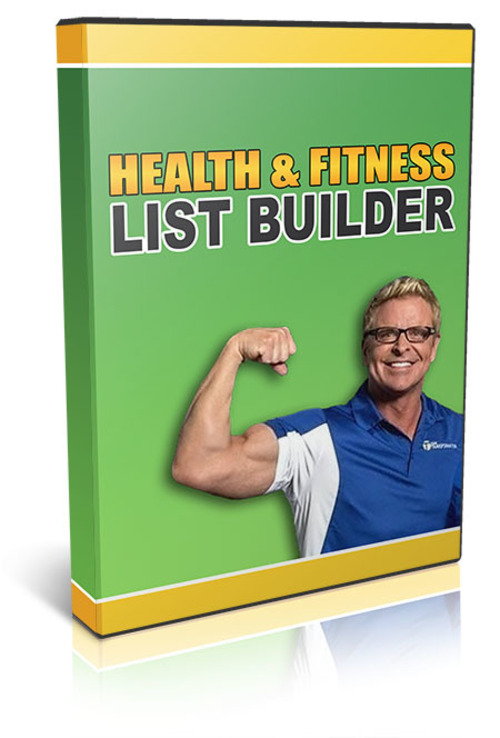 Pay for Health & Fitness List Builder - Video Series