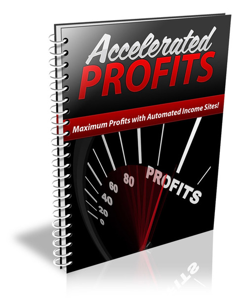 Pay for Accelerated Profits