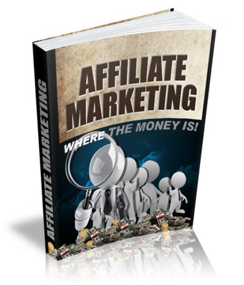 Pay for Affiliate Marketing Where The Money Is
