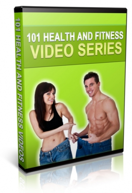 Pay for 101 Health and Fitness Videos