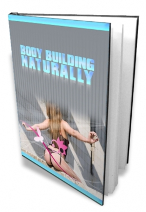 Pay for Body Building Naturally - pdf