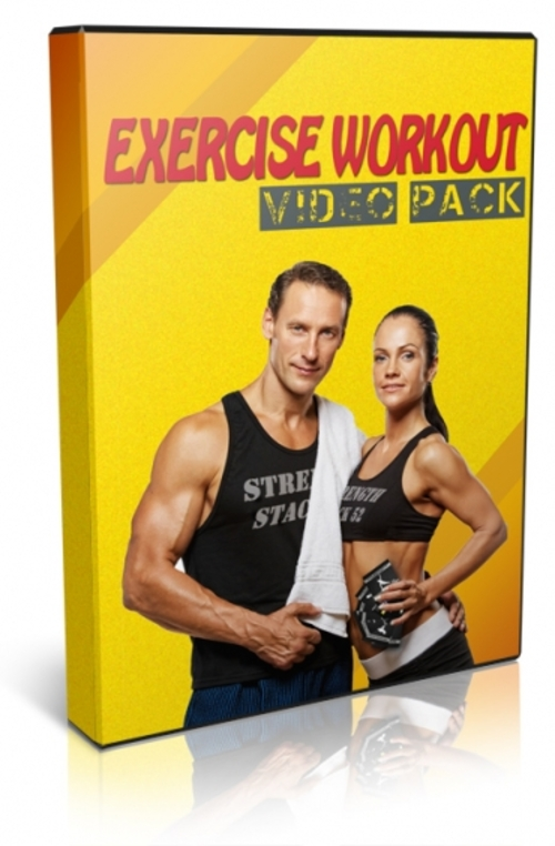 Pay for Exercise Workout Video Pack - Video Series