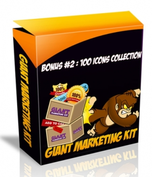 Pay for Giant Marketing Kit V2