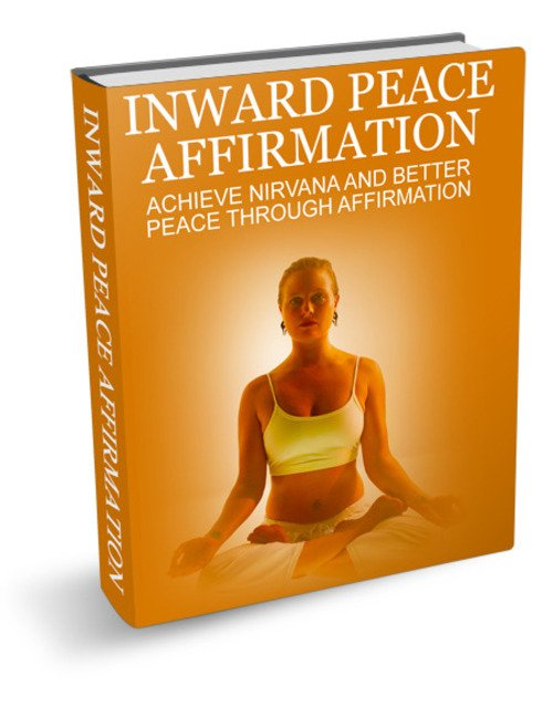 Pay for Inward Peace Affirmation with MRR