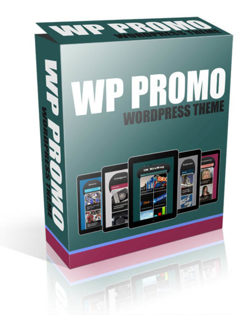 Pay for WP Promo Wordpress Theme