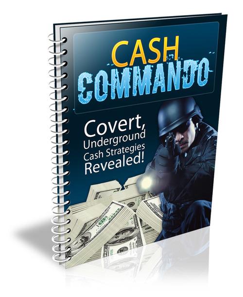 Pay for Cash Commando
