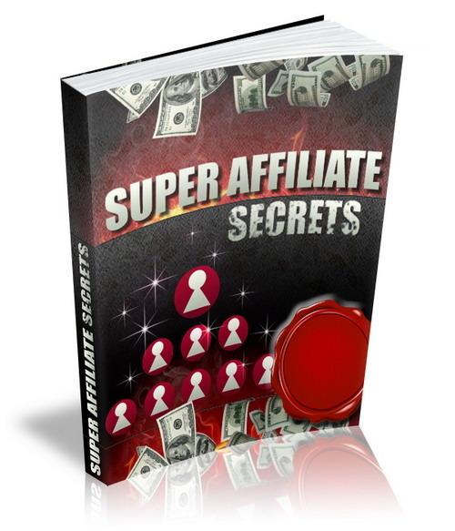 Pay for Super Affiliate Secrets