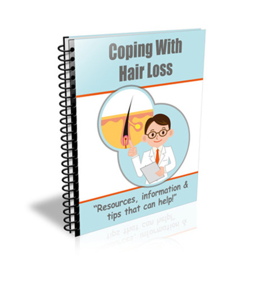Pay for Coping with Hair Loss Ecourse