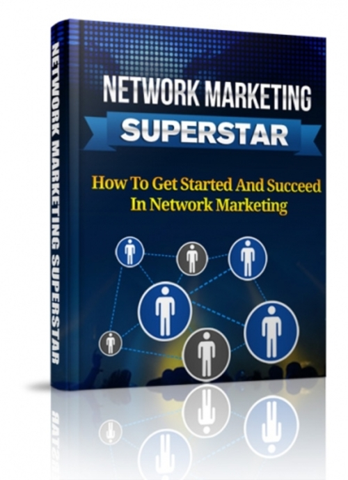 Pay for Network Marketing Superstar PLR