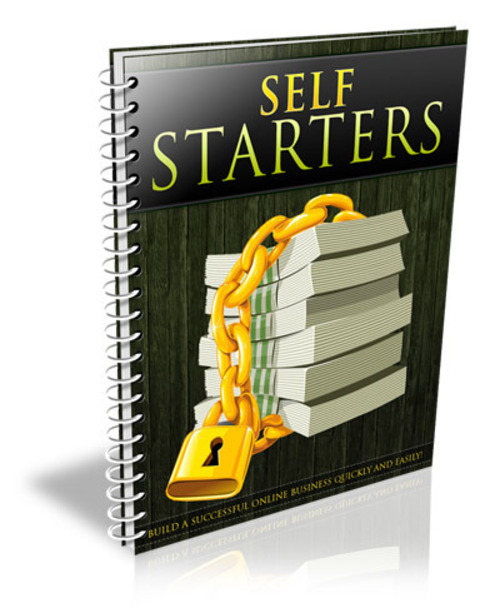 Pay for Self Starters