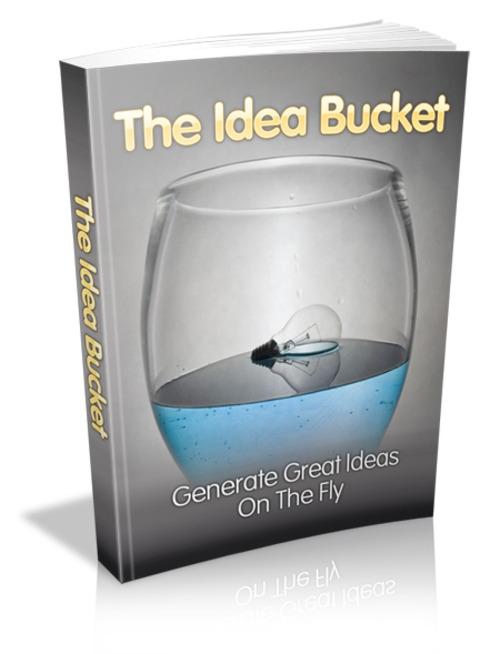 Pay for The Idea Bucket