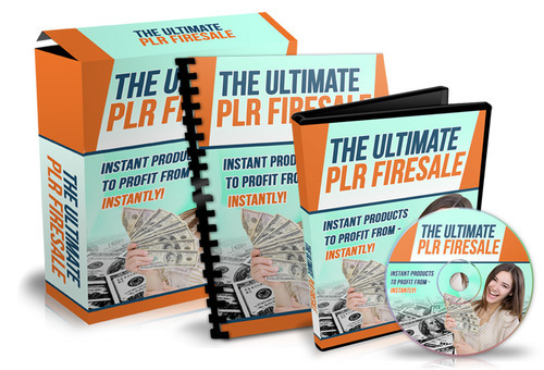Pay for FireSale Ignition - Video Series PLR