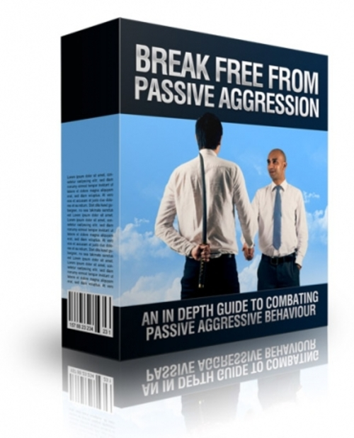 Pay for Break Free From Passive Aggression