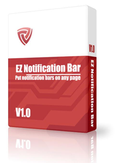 Pay for EZ-Notification Bar Maker